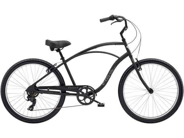 """Electra Cruiser 7D - Vélo de ville Homme - 26"""" noir"""